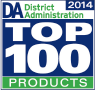District Administration Top 100 Products for 2014