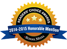 Readers Choice Awards for 2014-2015