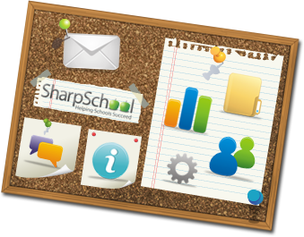 SharpSchool Extensive Functionality