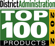 District Administration Top 100 EdTech Products of 2012